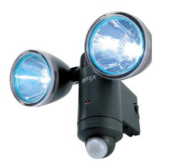 1W×2 LED ソーラーライト(S-20L)...